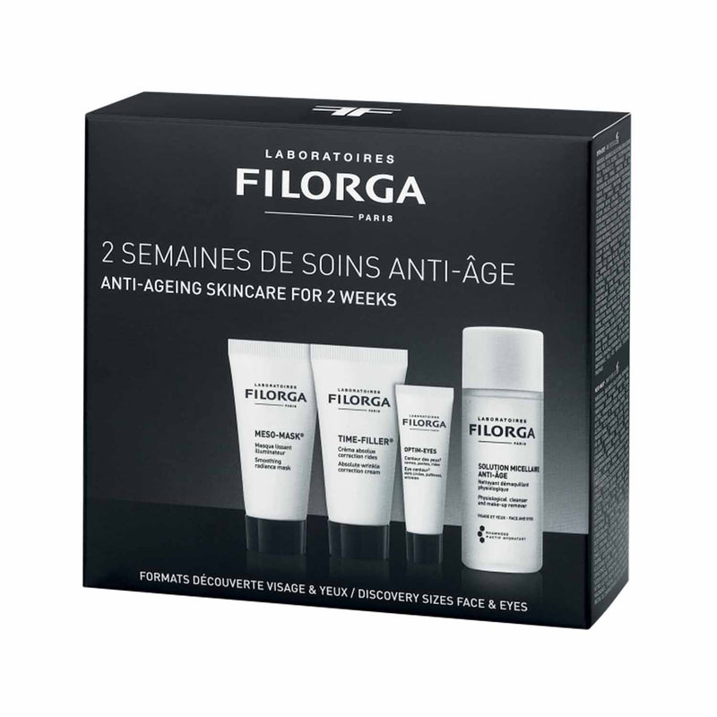 iU- KIT BEAUTE DECOUVERTE Programme anti-age- FILORGA