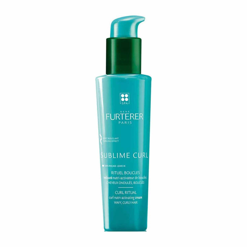 iU- Sublime Curl Veloute Activ. Boucles 100ml- Furterer