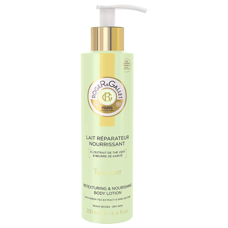 iU- The Vert Fondant Corps 200ml- Roger&gallet