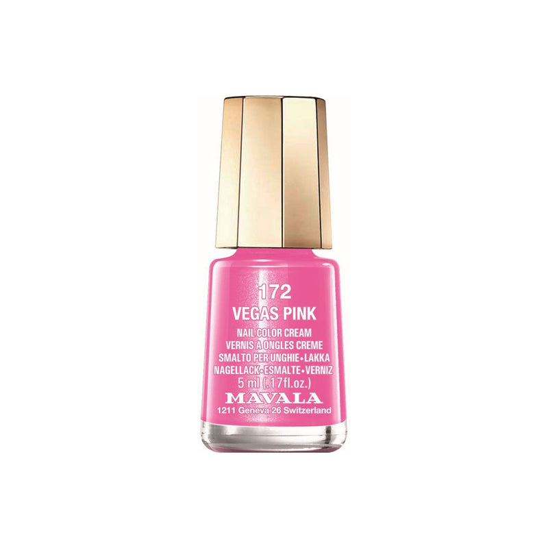 iU- Vao Mini Color 172 Vegas Pink 5ml- Mavala