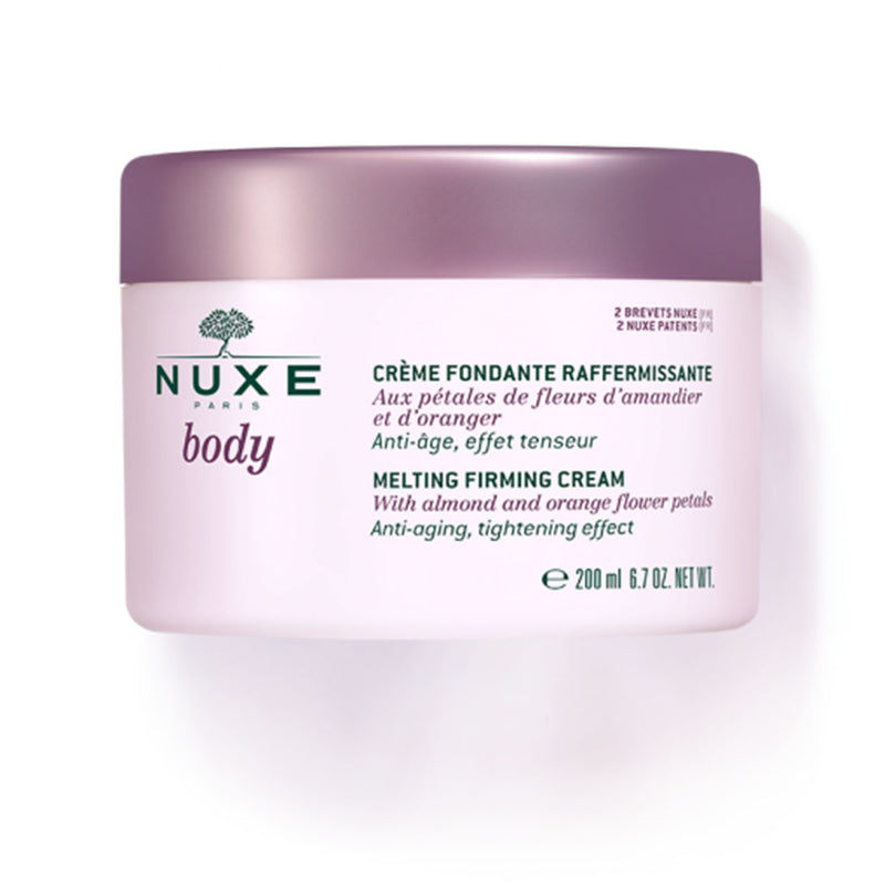 iU- Body Creme Fondante Raffermissante Pot 200ml- Nuxe