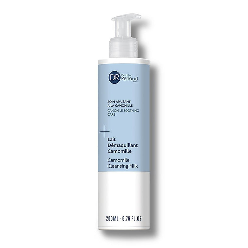 iU- Lait Demaquillant Camomille 200ml- Dr Renaud