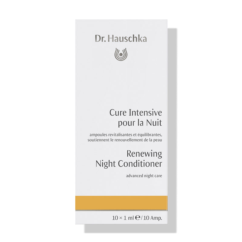 iU- Cure Intensive Nuit Amp 10 Fr- Dr.hauschka