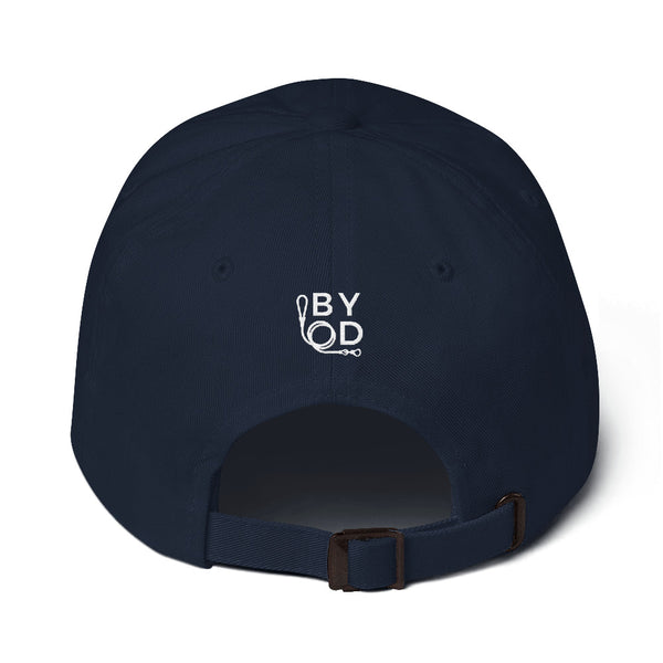 BYOD Dog Mom Hat Navy