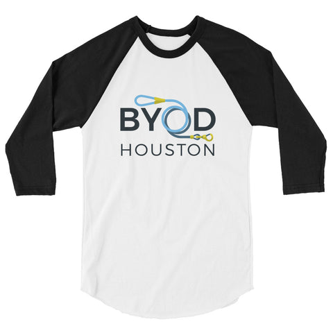 BYOD Houston Give Back Athletic Tee