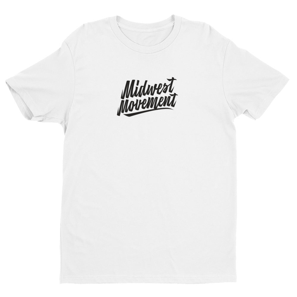 Midwest Movement Tee White