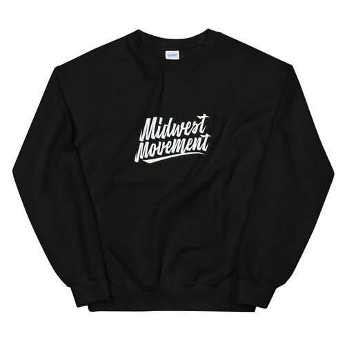 Midwest Movement Sweatshirt Black