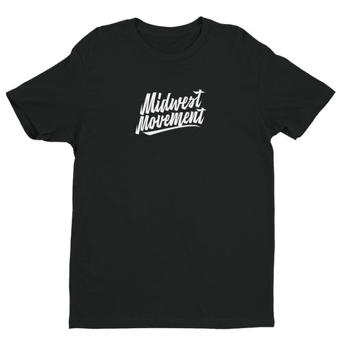 Midwest Movement Tee Black