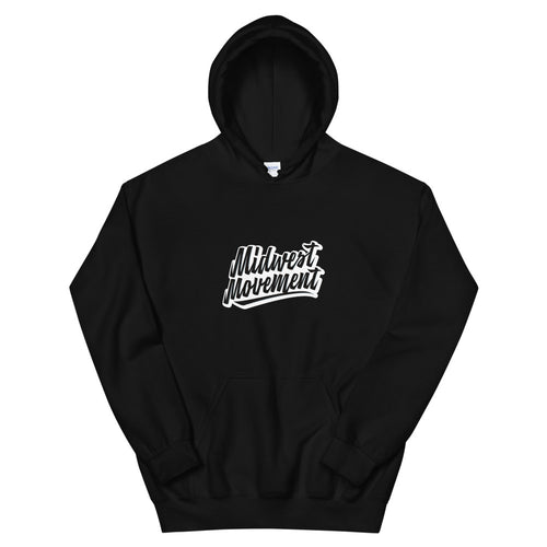 Midwest Movement Hoodie Black