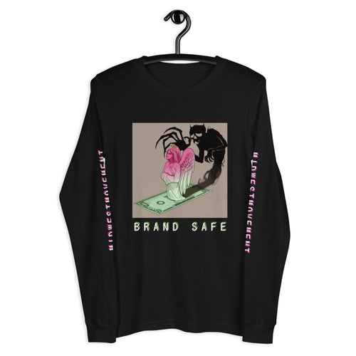 Brand Safe Long Sleeve Tee