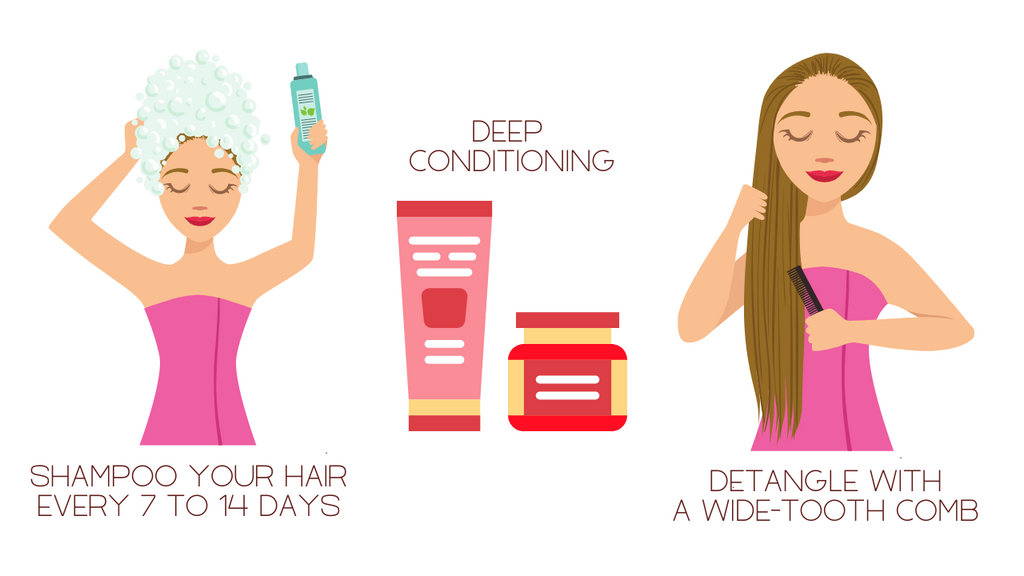 Hygiene 101: How to wash your weave