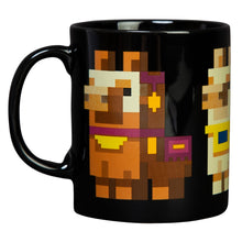 Load image into Gallery viewer, Minecraft Llama Conga Line Ceramic Mug - MCProHosting