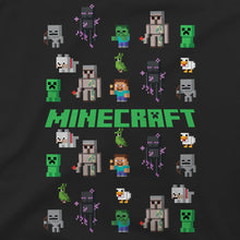 Load image into Gallery viewer, Minecraft All Right Sprites Youth Tee - MCProHosting