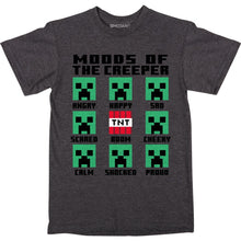 Load image into Gallery viewer, Minecraft Feelings Youth Tee