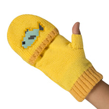 Load image into Gallery viewer, Minecraft Ocelot Mittens - MCProHosting