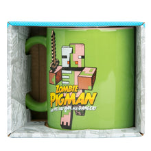 Load image into Gallery viewer, Minecraft Zombie Pigman Ceramic Mug