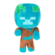 Load image into Gallery viewer, Minecraft Happy Explorer Drowned Plush