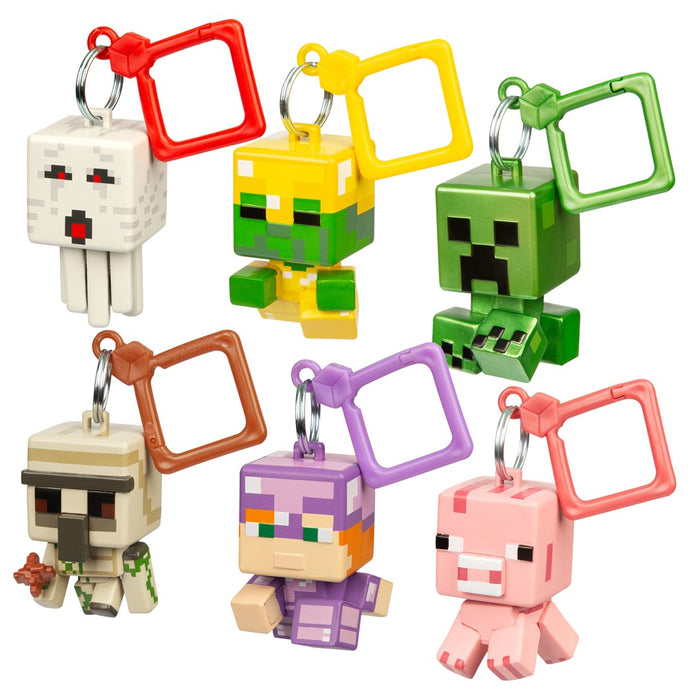 Minecraft Bobble Mobs Blind Packs, Series 3 - MCProHosting