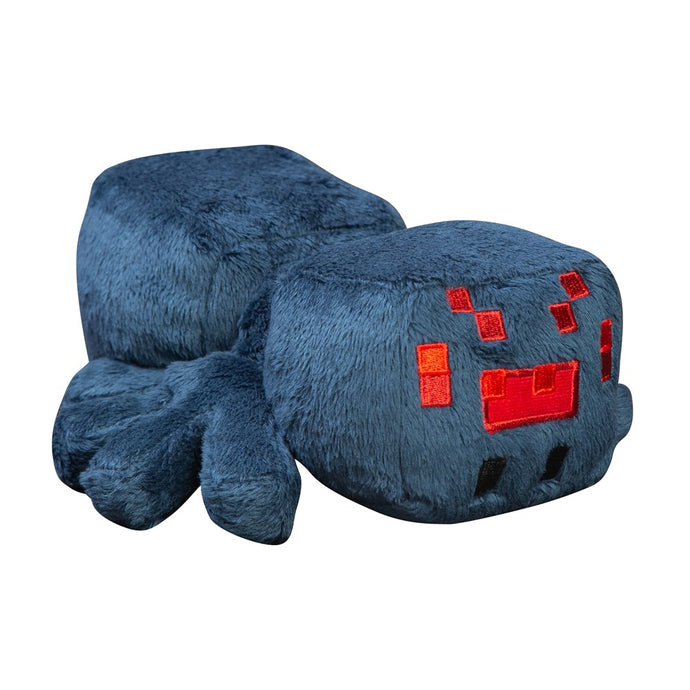 Minecraft Happy Explorer Cave Spider Plush