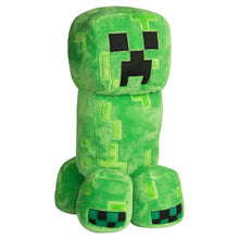 "Load image into Gallery viewer, Minecraft Grand Adventure 16"" Creeper Plush - MCProHosting"