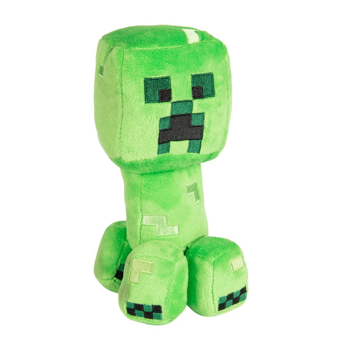 Minecraft Happy Explorer Creeper Plush