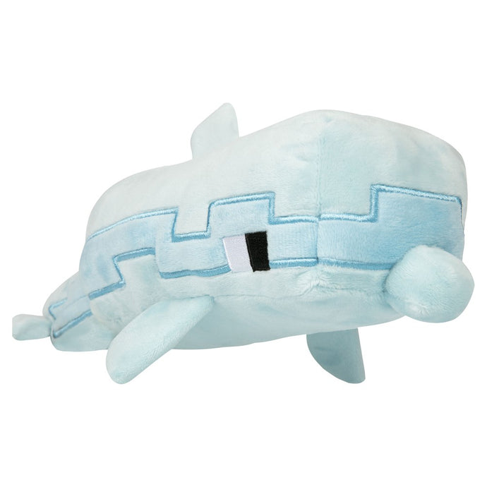 Minecraft Adventure Dolphin Plush