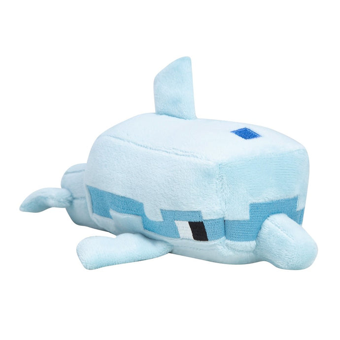 Minecraft Happy Explorer Dolphin Plush