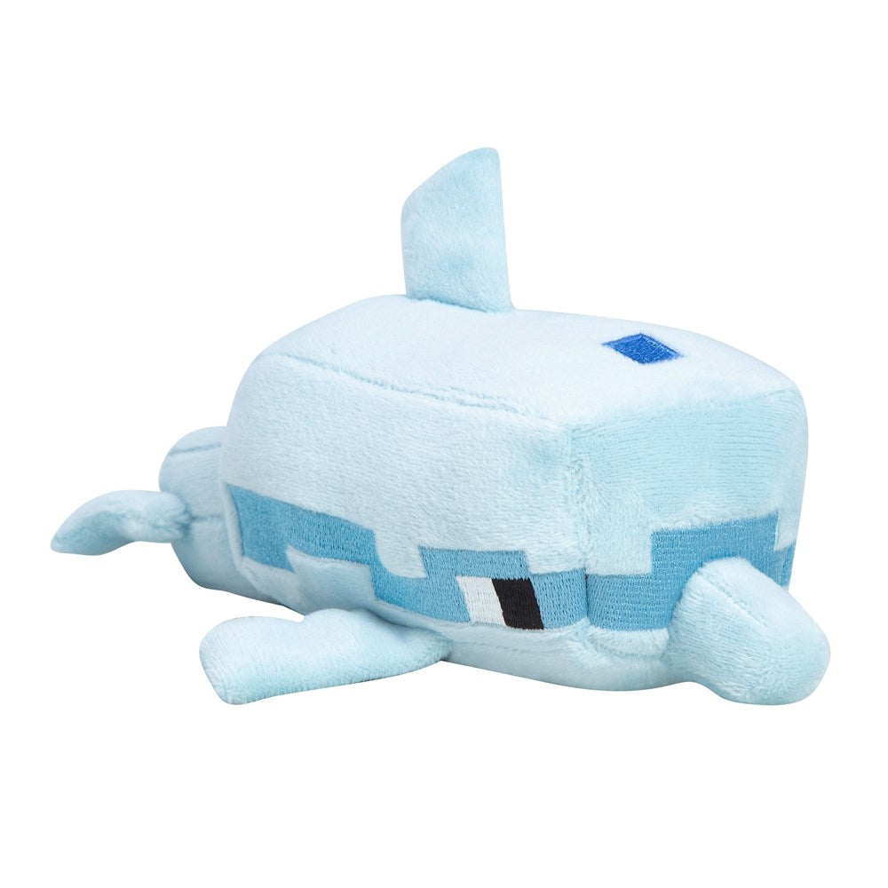 Minecraft Happy Explorer Dolphin Plush - MCProHosting