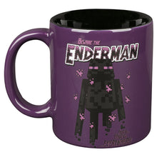 Load image into Gallery viewer, Minecraft Enderman Ceramic Mug - MCProHosting