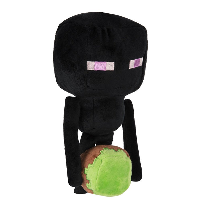 Minecraft Happy Explorer Enderman Plush