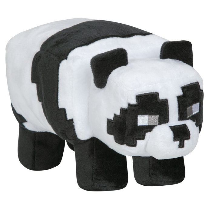 Minecraft Adventure Panda Plush
