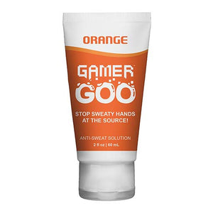 Orange Gamer Goo - MCProHosting