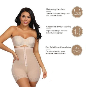 Flat Tummy and Legs Waist Trainer