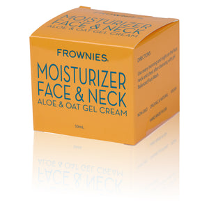 Frownies MOISTURISER Face & Neck 50ml £35