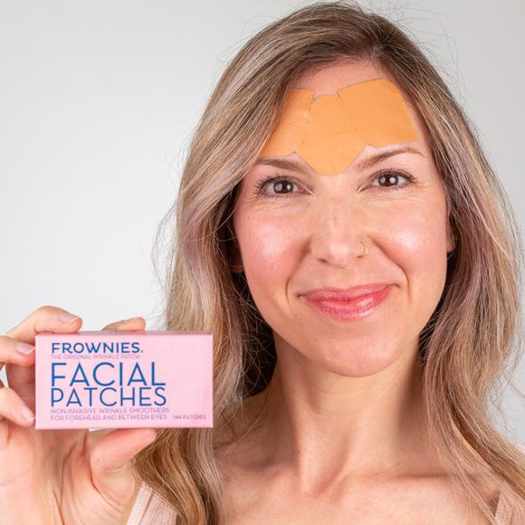 Forehead & Between Eyes 144 Wrinkle Patches