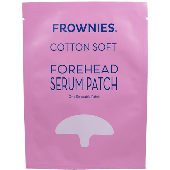 Frownies Soft Forehead Wrinkles Serum Patch