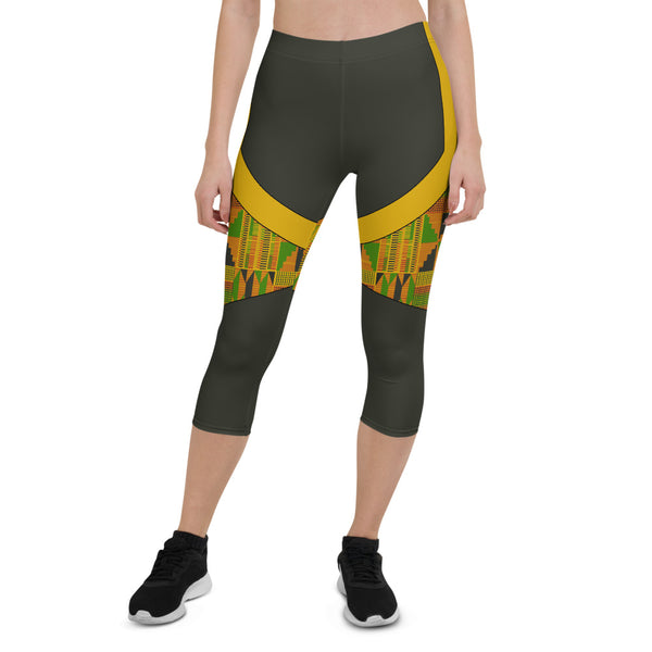 Legging Court Kente