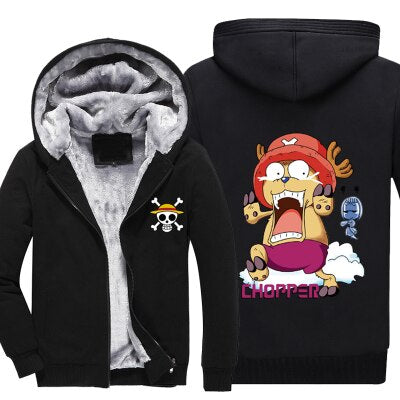 Veste Polaire One Piece Chopper