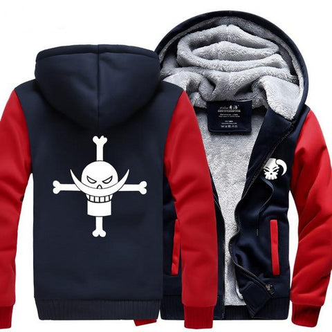Veste Polaire One Piece Edward Newgate