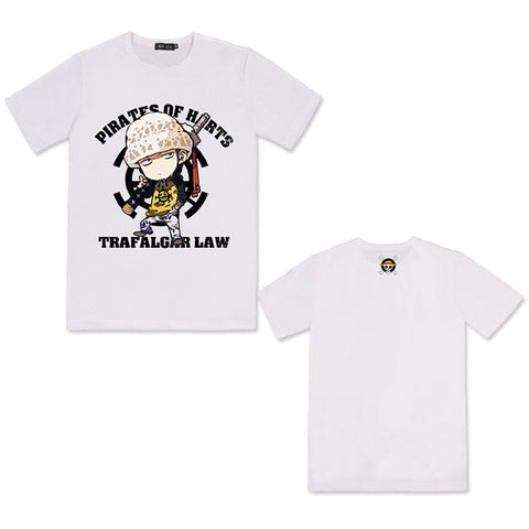 T-Shirt One Piece Law Enfant