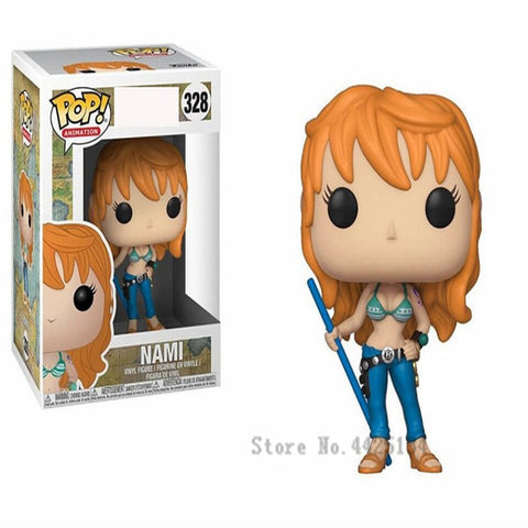 Figurine Pop One Piece Nami