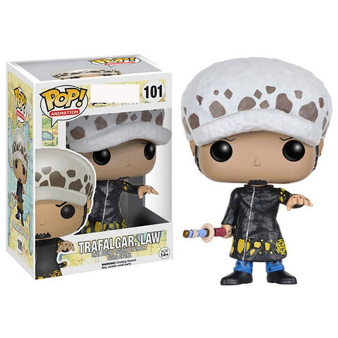 Figurine Pop One Piece Trafalgar D. Water Law