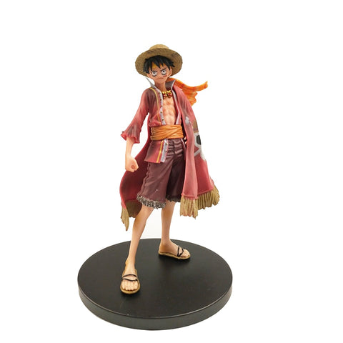 Figurine One Piece Luffy Pirate