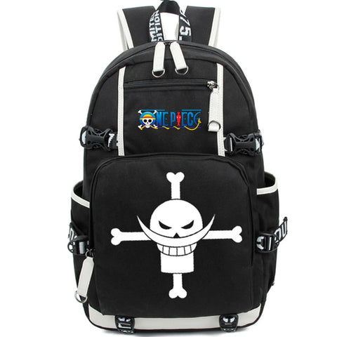 Sac à Dos One Piece Barbe Blanche