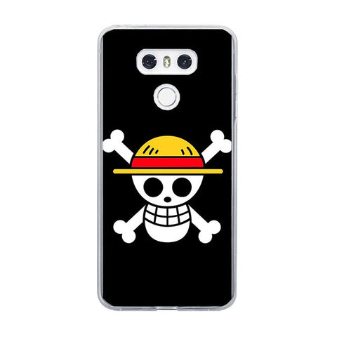 Coque One Piece LG Jolly Roger