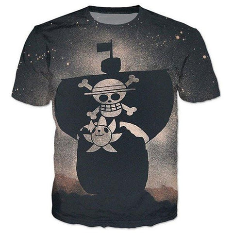 Tee Shirt One Piece Thousand Sunny