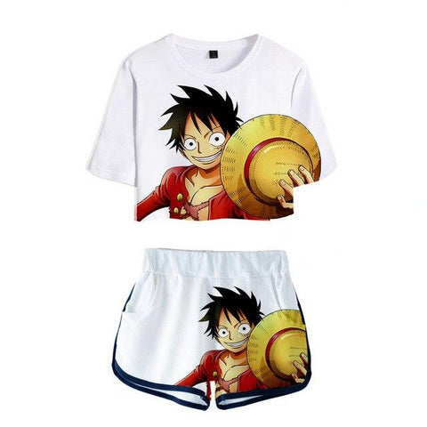 Shortys One Piece Monkey D. Luffy