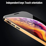 MAGNETIC PRIVACY COVER for IPHONE