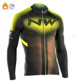 Professional Winter Cycling Jersey