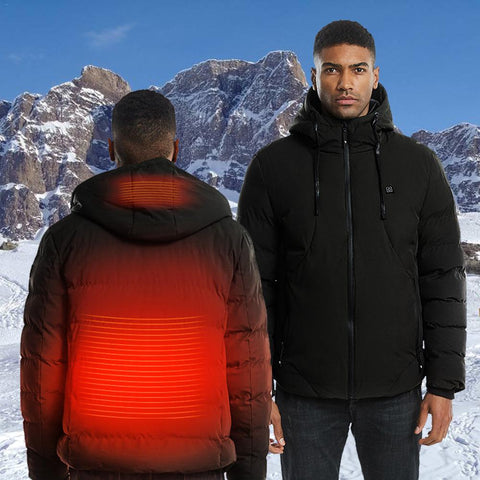 Usb Heated Jacket for Men